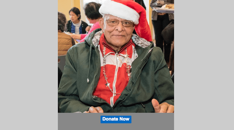 "A CTA reading ""Donate Now""."